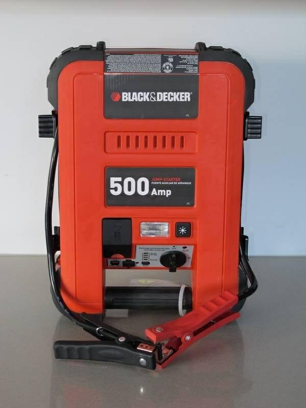 Top 10 Best Battery Jump Starters