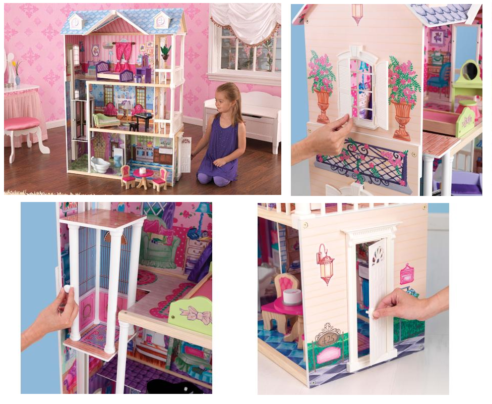 KidKraft My Dreamy Doll House