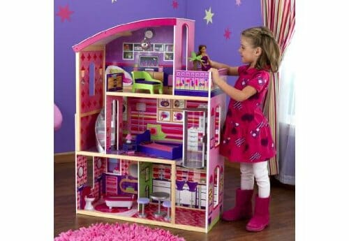 KidKraft Wooden Modern Dream Glitter Doll House
