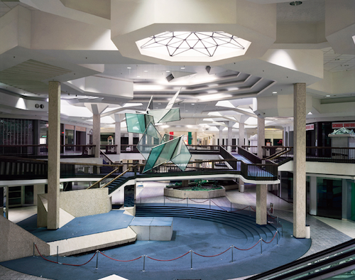 Humanity of the Moment: Remnants of Randall Mall |Randall Park Mall 2013