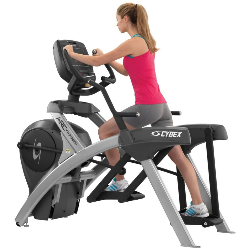 cybex elliptical machine