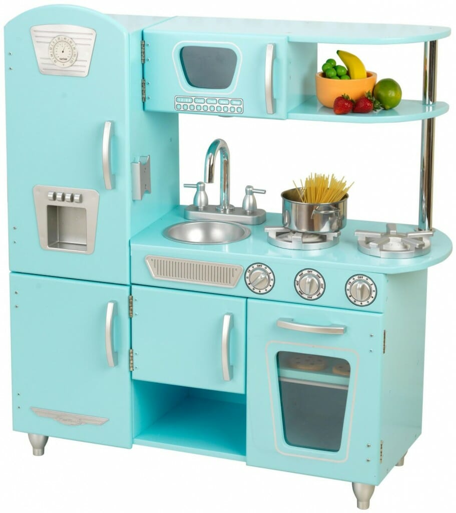 Vintage Kitchen By Kidkraft: Top 10 Play Kitchen Sets