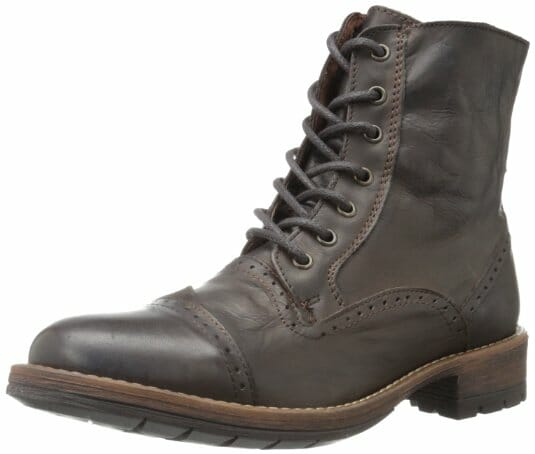Steve Madden Men's Nathen Lace-Up Boot