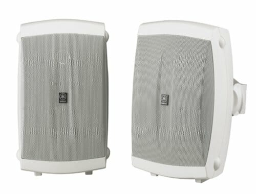 yamaha outdoor speakers 2-way