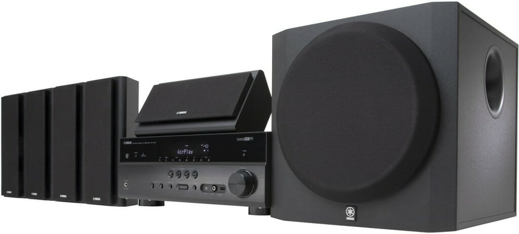 Top 5 surround sound home theater speaker systems for Yamaha htib review