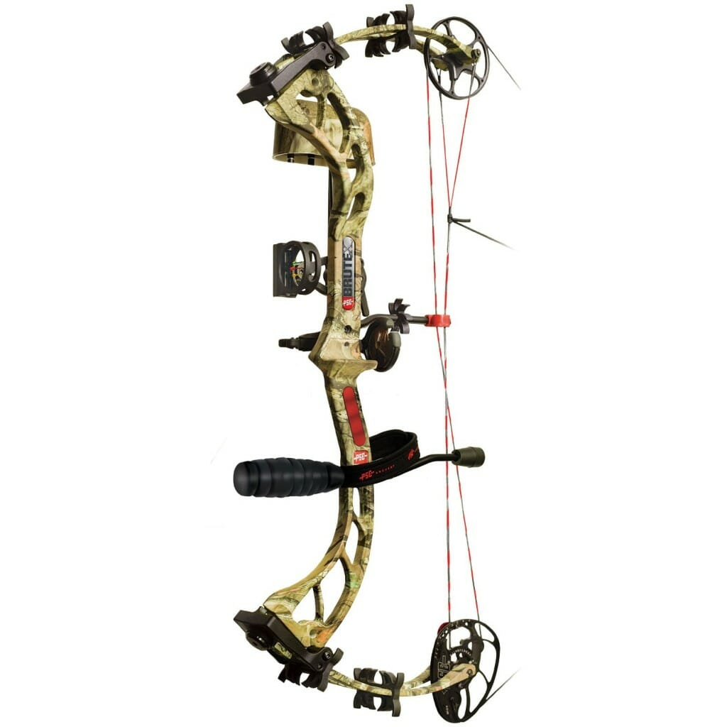 SE Brute X RTS Package Right Hand Bow, 70-Pound, Mossy Oak Break Up Infinity