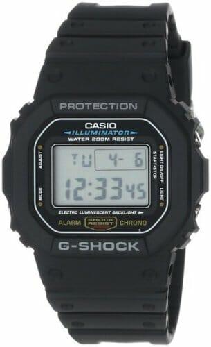 Casio G-Shock DW5600E-1V