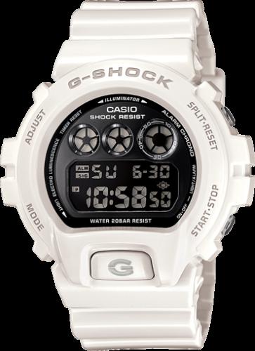 Casio G-Shock Mirror-Metallic White