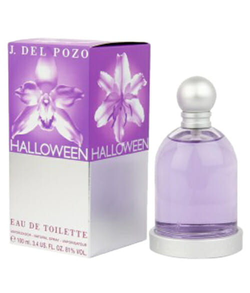 Halloween Eau de Toilette for Women by J. Del Pozo