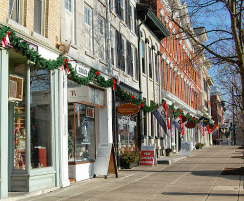 50 best small town downtowns in america Best villages in america