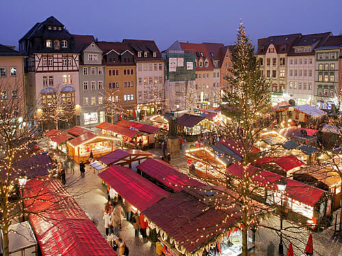 50 best towns for christmas shopping