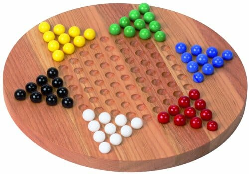 50 greatest card games and board games of all time for Chinese checkers board template