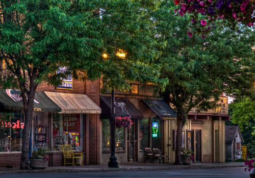 Excelsior Minnesota Best Small Town Downtown