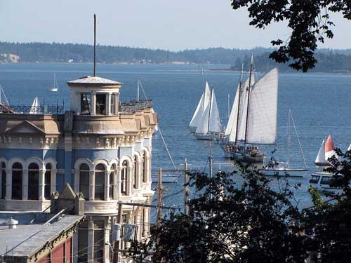 Port Townsend Best Small Town Downtown