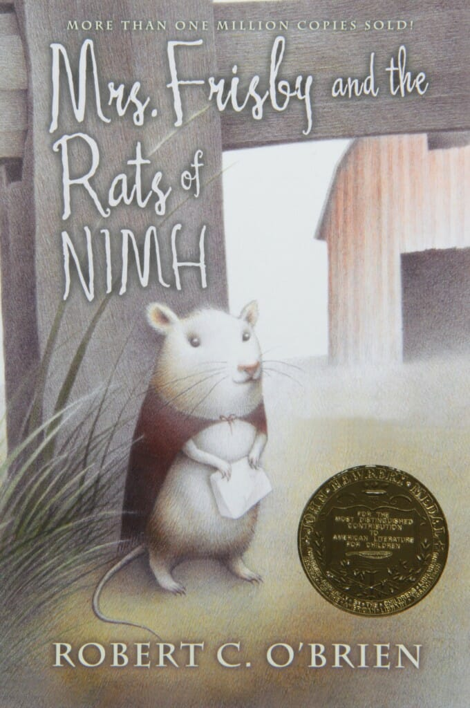 Mrs-Frisby-and-the-Rats-of-NIMH-childrens-books
