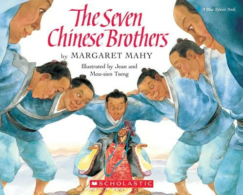 The-Seven-Chinese-Brothers-childrens-books