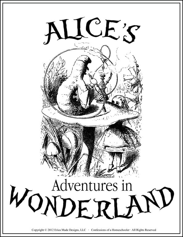 the fairy tale elements used in alice in wonderland by lewis carroll Alice in fairyland: da top books  children's wonderland fairy tale [l carroll, john prost, lewis carroll, alex yat] on amazoncom free shipping on qualifying offers.