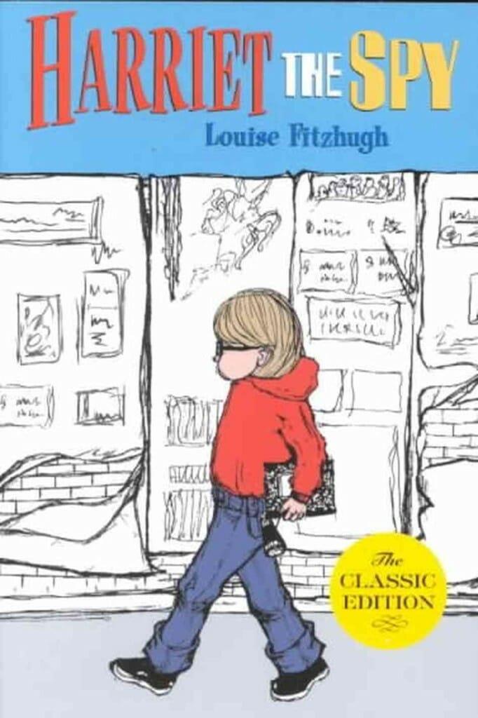 harriet-the-spy-childrens-books