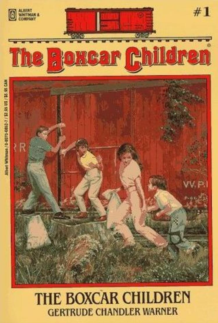 Boxcar Children Book Cover : Best children s books of all time ages