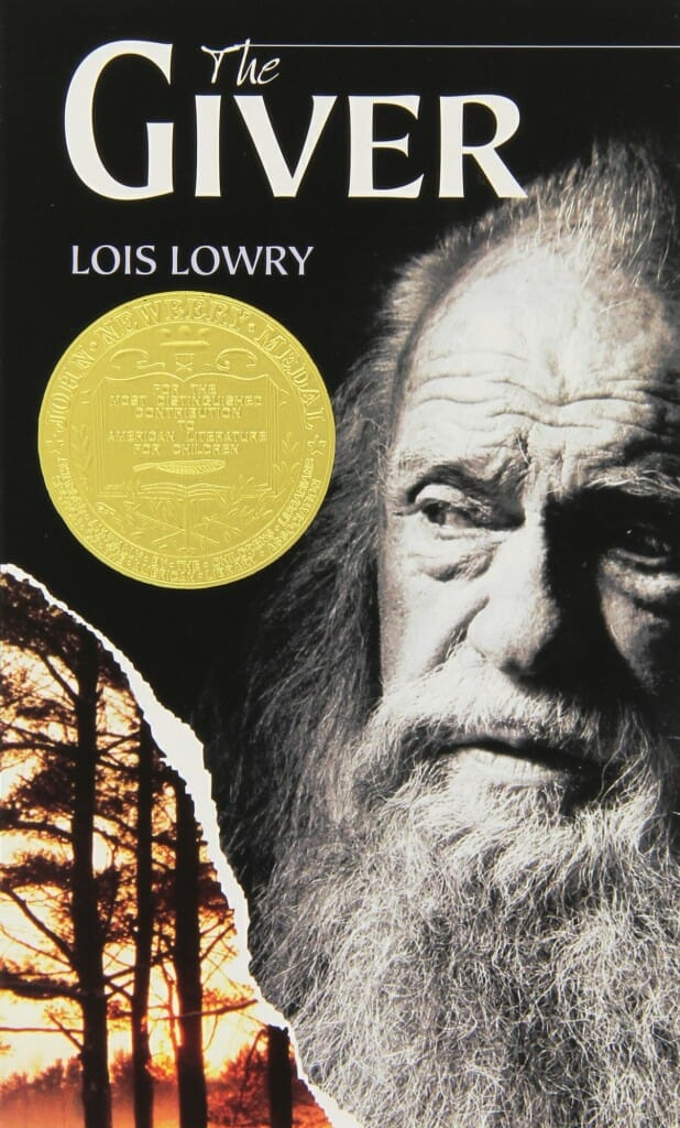 the-giver-childrens-books