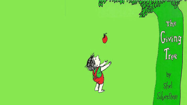 the-giving-tree-childrens-books