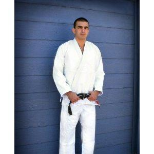 Brazilian Jiu Jitsu Uniform or Gi Premium Blank