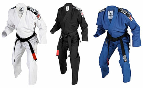 Gameness Air Gi - BJJ Gi - Lightweight Jiu Jitsu Gi