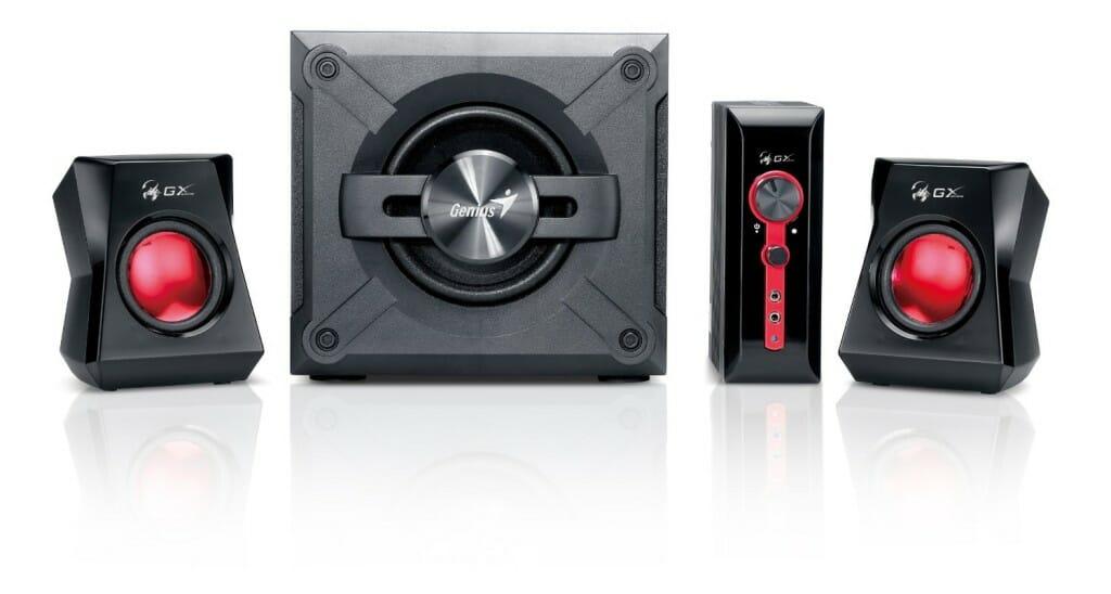 genius computer speaker
