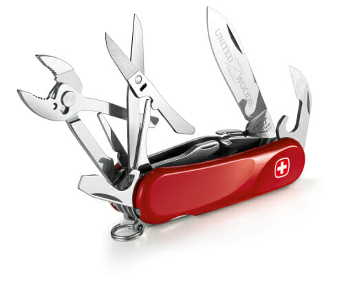 Wenger EVOgrip S557 Swiss Army Knife