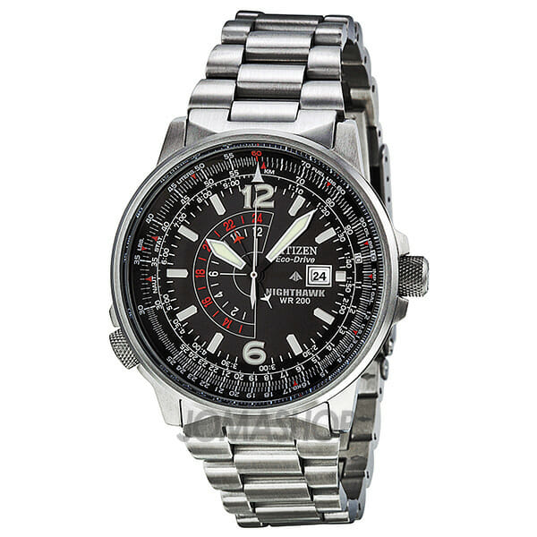Citizen BJ7000-52E Nighthawk Eco-Drive