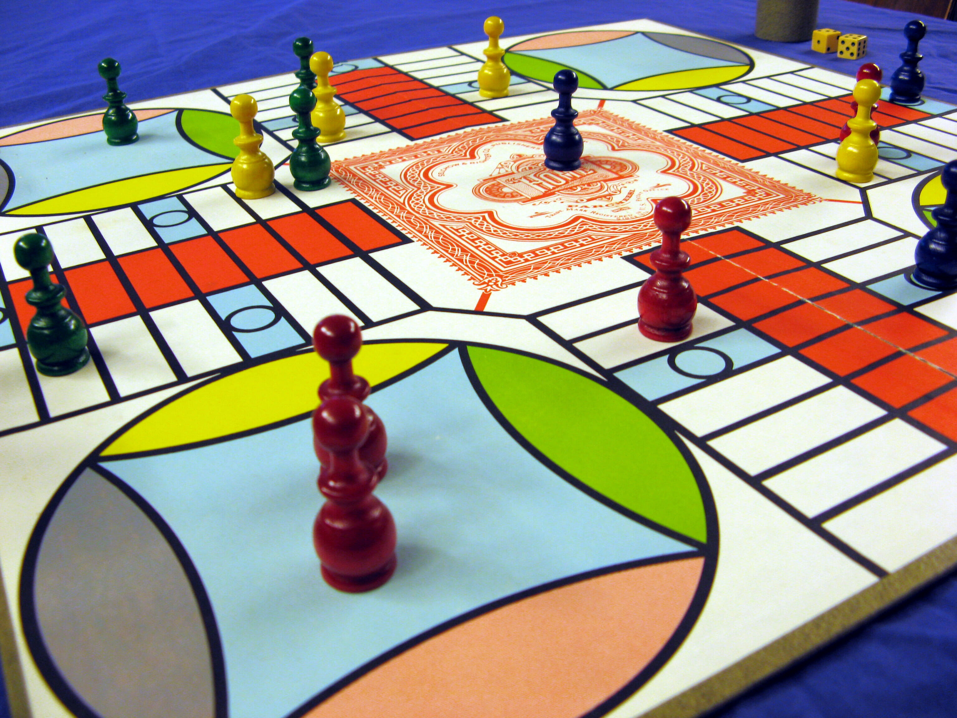 Parcheesi-card-and-board-games