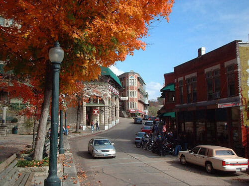 Eureka Springs Arkansas Best Small Town Downtown