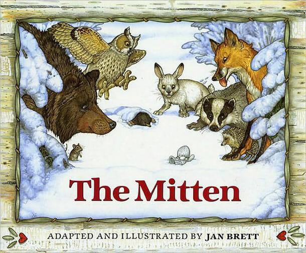 The-Mitten-childrens-books