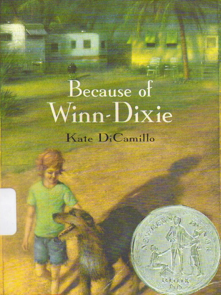 because-of-winn-dixie-childrens-books