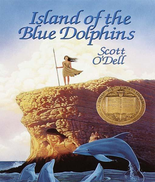 island-of-the-blue-dolphins-childrens-book