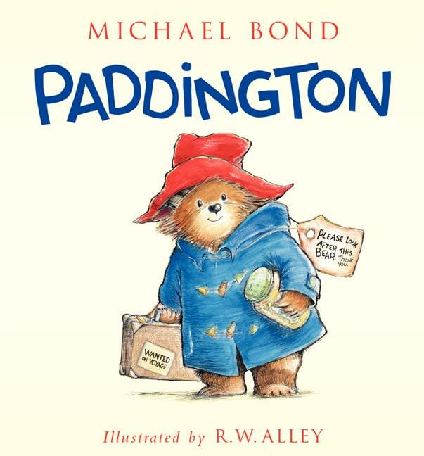 paddington-childrens-books