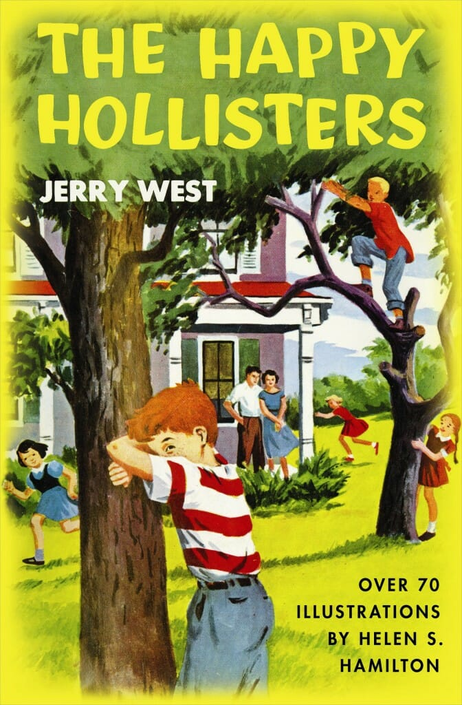the-happy-hollisters-childrens-books