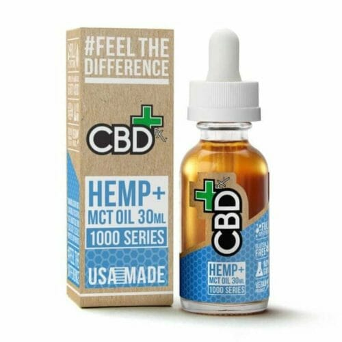 cbdfx CBD Oil For General Health And Well Being