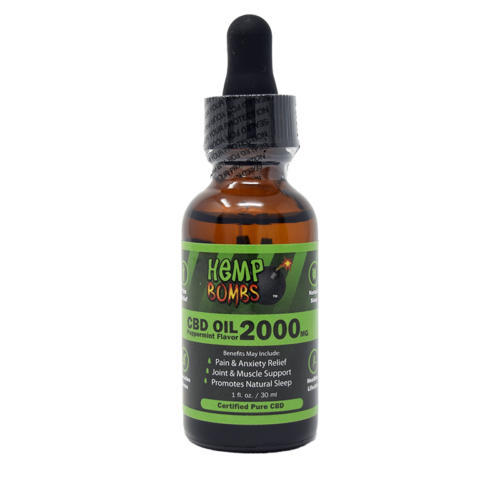 hemp bomb CBD Oil For General Health And Well Being