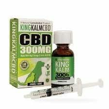Green Roads World King Kalm CBD Canine Formula