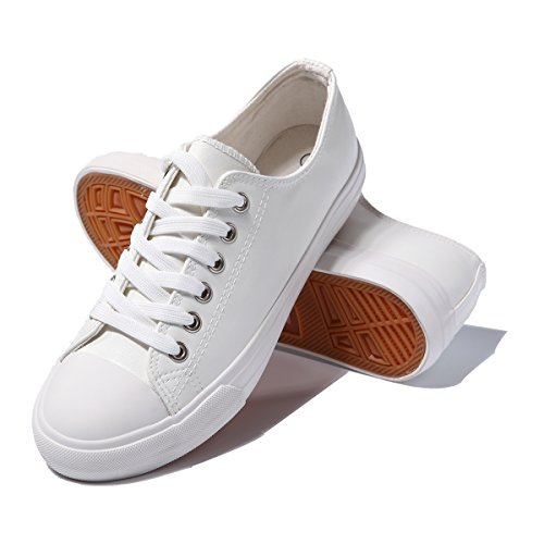 AOMAIS Women's Low Top Canvas Shoes