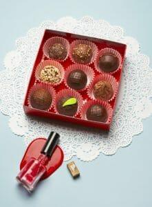 AUR body CBD Chocolate Products