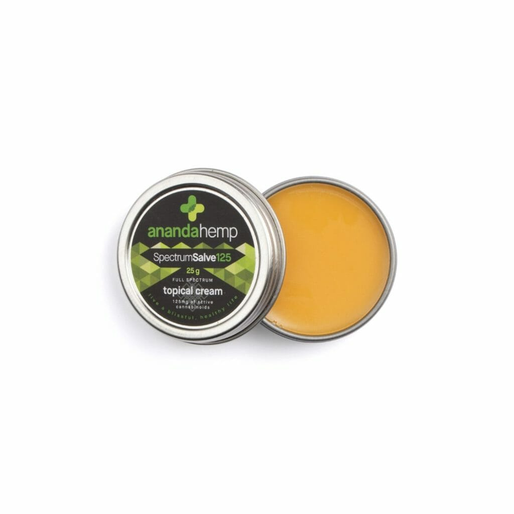 Ananda Hemp Spectrum Salve 125