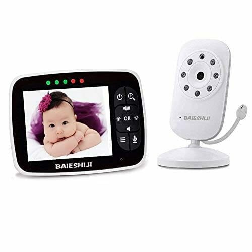 BabyPat BaieShiji Infrared Baby Monitor