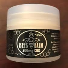 Bee's Knee's CBDS CBD Balm Topical Salve