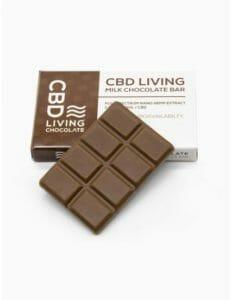 CBD Living CBD Chocolate Products
