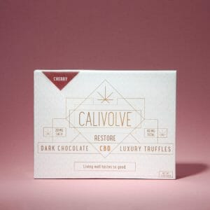 Calivolve  Cherry Truffles