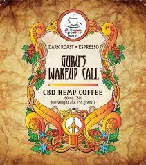 Flower Power CBD Coffee