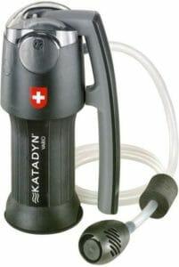 Katadyn Vario personal water filter