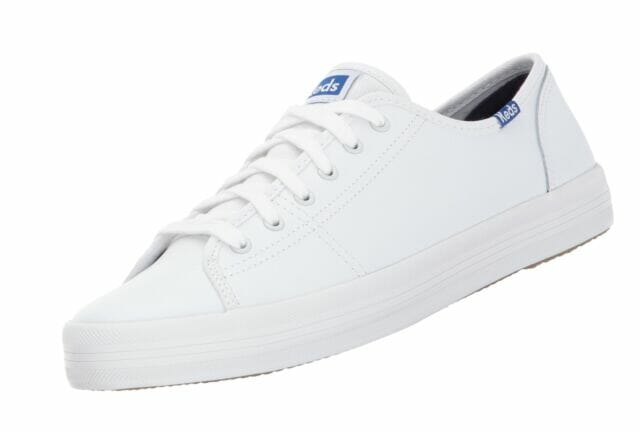 Ked's Kickstart CNY Leather Sneakers